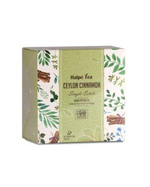Cinnamon Luxury Enveloped Pyramid Tea Bags