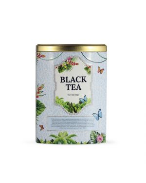Luxury 50 T/B Black Tea Caddy