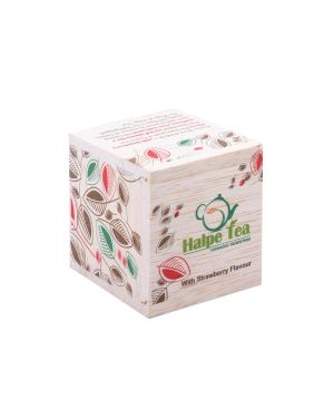 Strawberry Wooden Box 25g