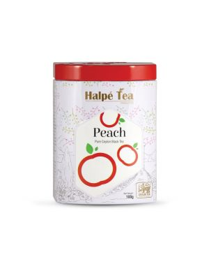Peach 100g English Caddy