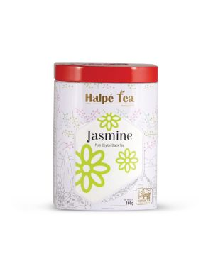 Jasmine 100g English Caddy