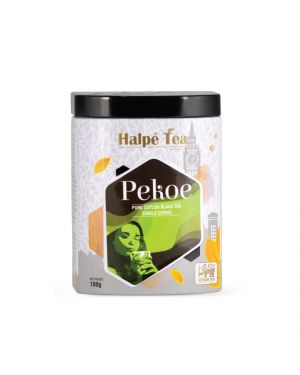 Pekoe 100g English Caddy