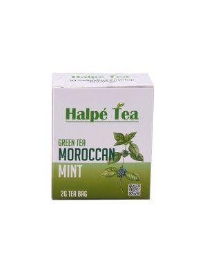 Green Tea Moroccan Mint 10 Envelop Pack