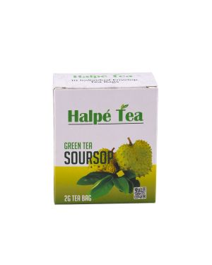 Green Tea Sour Sop 10 Envelop Pack