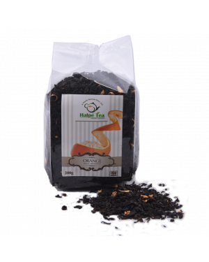 Orange Tea Pouch 200g