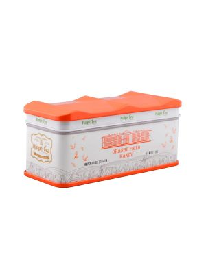 Factory Tin Orange Field