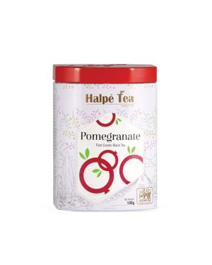 Pomegranate 100g English Caddy