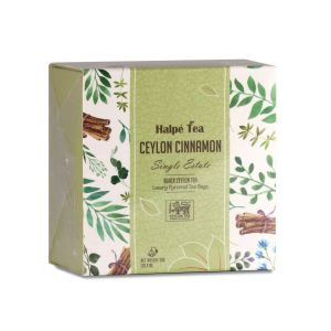 Cinnamon Luxury Enveloped Pyramid Tea Bags