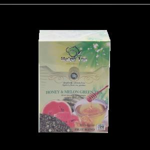 Honey & Melon Green Tea Loose 100g