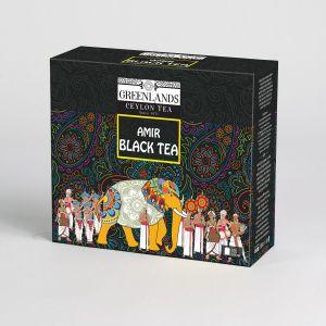 Amir Black Tea 100 Tea Bags