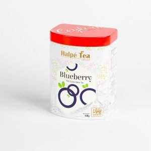 Blueberry 100g English Caddy