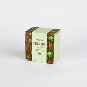Chocomint Luxury Enveloped Pyramid Tea Bags