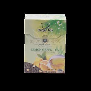 Lemon Green Tea Loose 100g