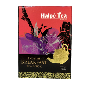 English Breakfast Tea Book