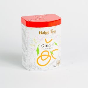 Ginger 100g English Caddy