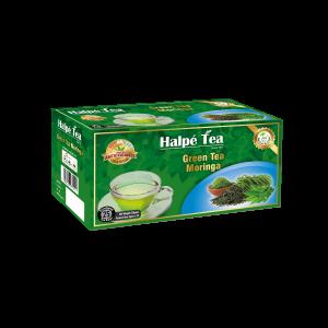 Green Tea Moringa  25 Enveloped Tea Bags