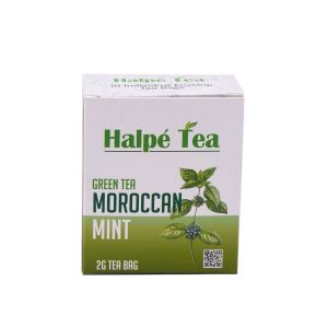 Green Tea Moroccan Mint 10 Envelop Pack