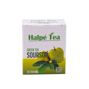 Green Tea Sour Sop 10 Envelop Pack