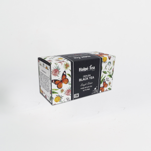 Ceylon Black Tea 25 Tea Bags