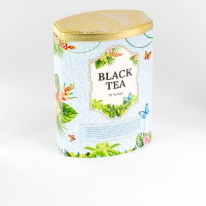 Luxury 50 T/B Black Tea Caddy