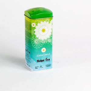 Chamomile Tea Caddy (with money coin slot)