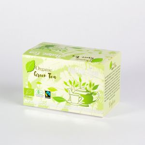 Fair Trade Organic Green Tea