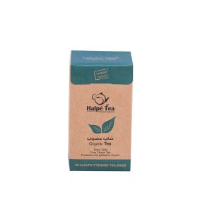 luxury pyramid Organic tea bags