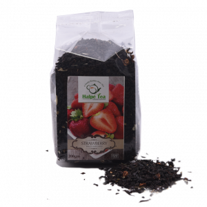 Strawberry Tea Pouch 200g